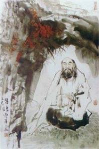 bodhidharmaincave