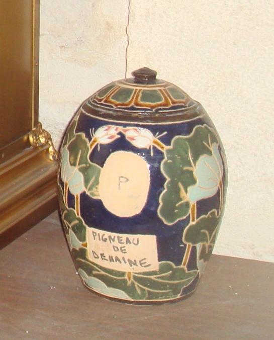 Hiện giờ Hũ đựng tro cốt của Bá Đa Lộc được giữ tại Paris Foreign Missions Society.