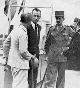 Vịnh Hạ Long 24 Tháng 3 1946 Hô Chi Minh, Jean Sainteny, Tướng Leclerc Đô đốc d'Argenlieu