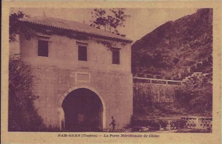 Cổng Nam Quan