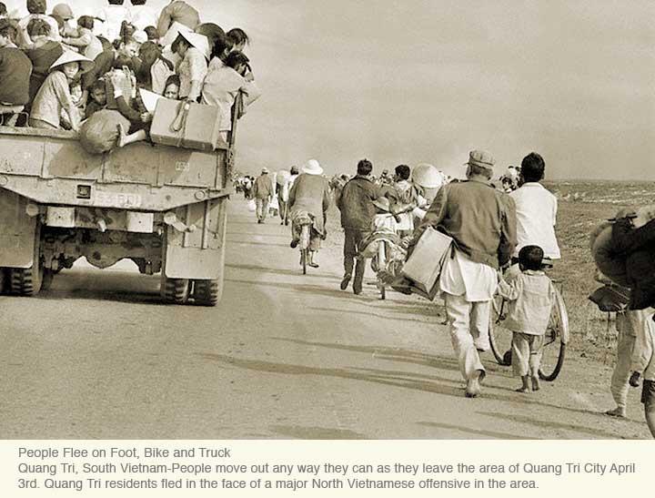 Đại Lộ Kinh Hoàng Quảng Trị 1972