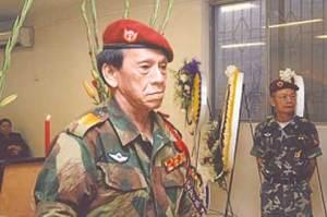 Thiếu tá Trương văn Sỹ (Úc Châu)