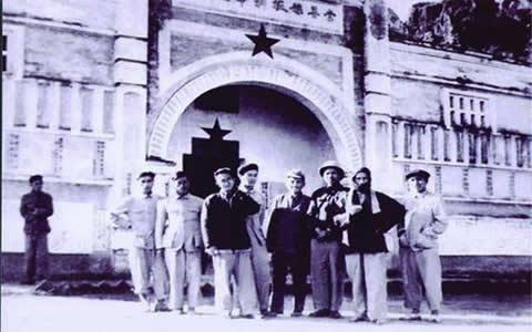 Bác Hồ bí mật sang Quảng Tây