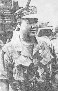 Ðại tá Trần quốc Lịch, lữ đoàn trưởng lữ đoàn II  ND