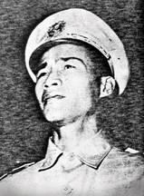 Tham mưu trưởng Cao Đài  Tướng Trình Minh Thế