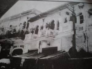 Các căn nhà của ông Mã Tuyên.