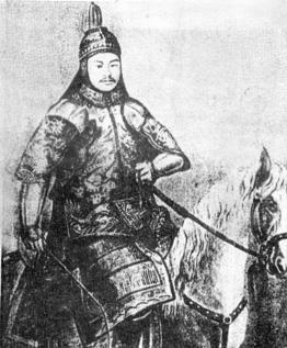 Tranh ve Vua Quang Trung