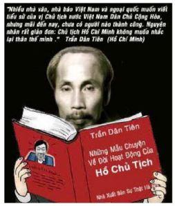 Chan dung bac Ho