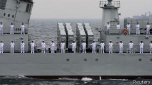 Liệu Trung Quốc có dùng hải quân chiếm một số đảo ở Trường Sa?