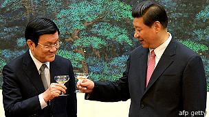 Quan hệ giữa đảng Cộng sản Việt Nam và Trung Quốc là quan hệ ý thức hệ tư tưởng chặt chẽ nhất?