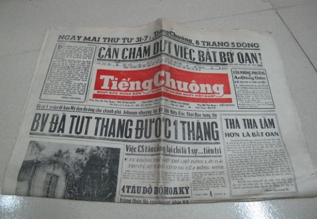 Nhật báo Tiếng Chuông