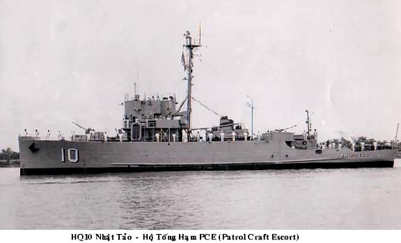 HQ 10 - Hộ Tống Hạm Nhật Tảo