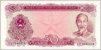 Giấy bạc Ngân hàng Nhà nước Việt Nam (Phát hành năm 1984)