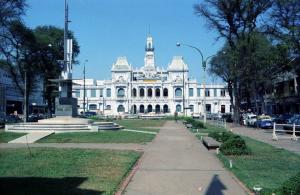 Tòa Đô Chính Saigon