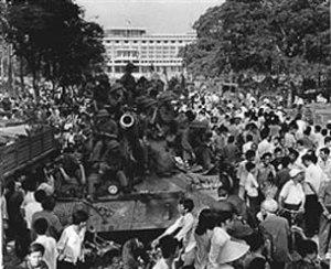 Sài Gòn ngày 30/04/1975 - AFP