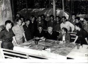 Bộ chỉ huy chiến dịch Hồ Chí Minh của Việt Cộng