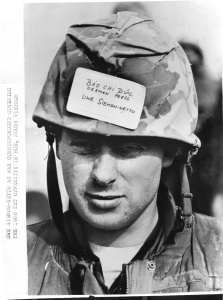 Uwe Siemon-Netto tại Huế 1968
