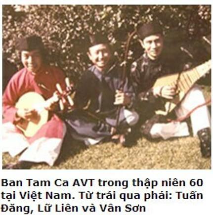 Ban Tam Ca Trào Phúng AVT (Kích Động Nhạc AVT) | OVV