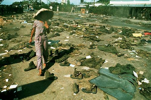 Ngoại ô Saigon , 30/4/1975