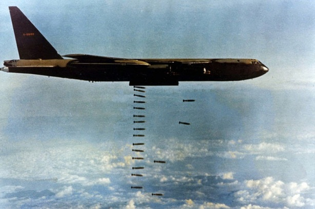 B52 trong chiến dịch Linebacker