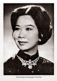 Bà Nguyễn Văn Thiệu