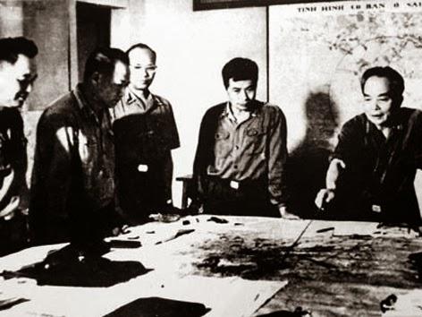 Võ Nguyên Giáp, Hà Nội 1-1975