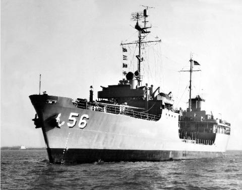 Tàu chở dầu USS Noxubee