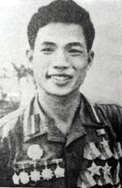 Anh hùng Trịnh Tố Tâm. Ảnh tư liệu.