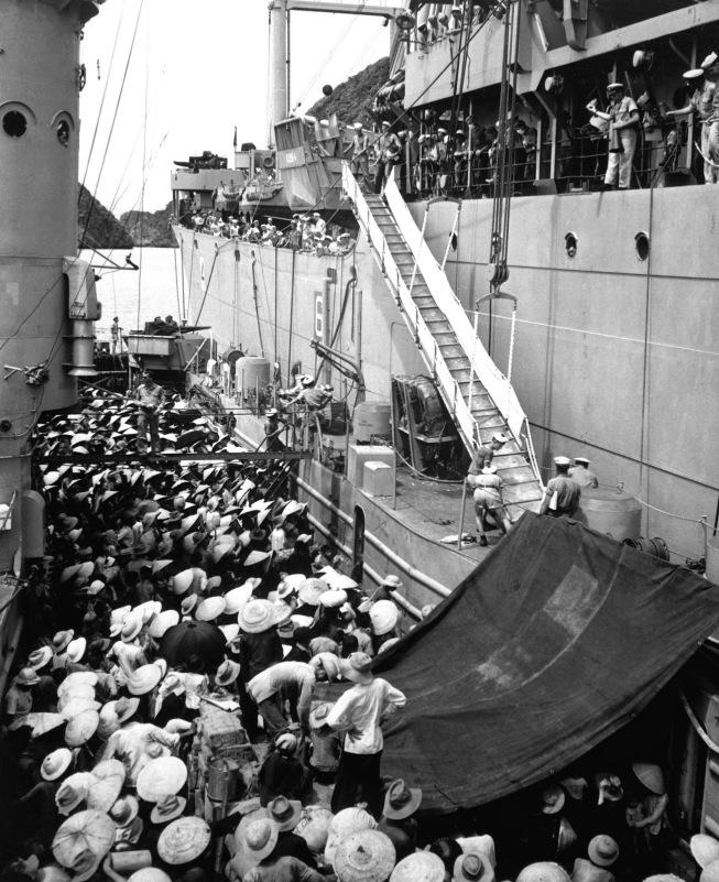 Dân mien Bắc Di cư 1954