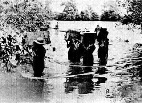 Du kích ở Bình Định