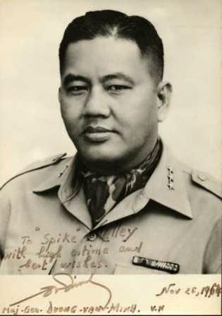 Trung Tướng Dương Văn Minh, 1964