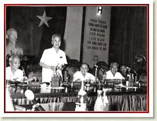 """Hội nghị """"Hiệp thương thống nhất"""" 27-11-1975"""