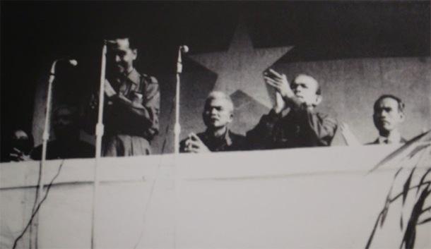 Huỳnh Tấn Phát, tháng 4-1975