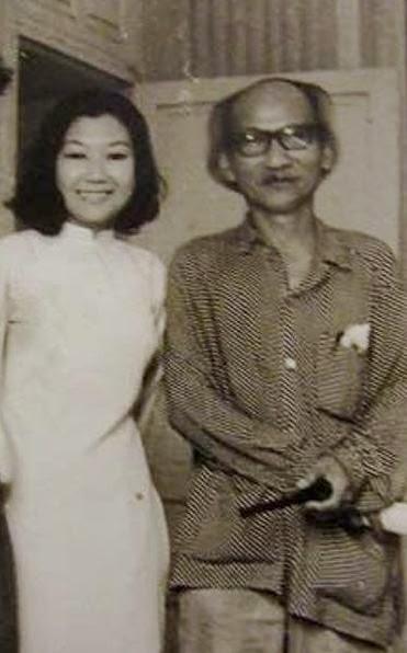 Kim Cương và Chế Lan Viên