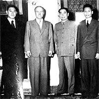 nam il molotov chuanlai PVDong