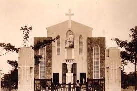 Nhà thờ Kẻ Sặt, Hố Nai trước 1975