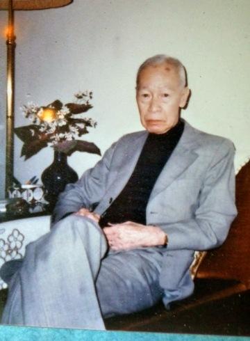Cựu Ngoại Trưởng Trần Văn Đỗ circa 1990