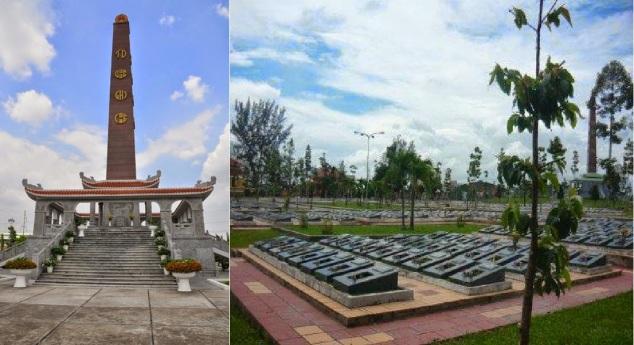 Nghĩa trang liệt sĩ Bình Dương (CSVN)