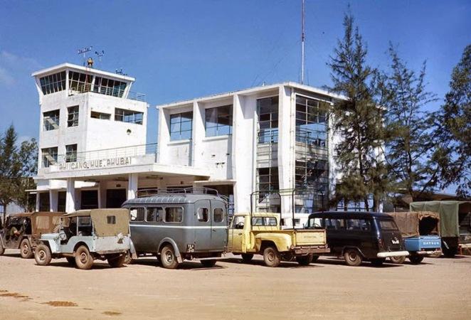 Phi cảng Phú Bài trước 1975