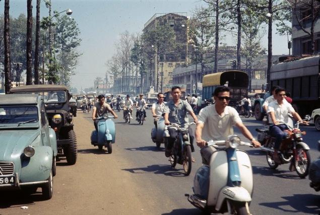 Saigon trước 30/04/1975