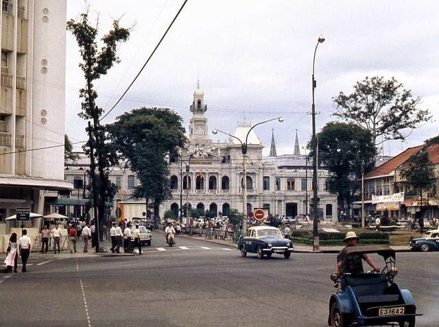 Saigon, 1972