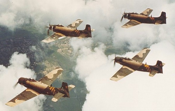 skyraiders