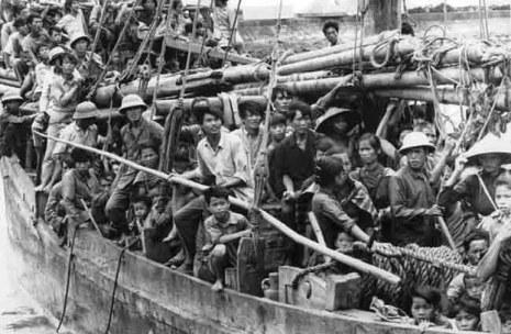 Một chuyến vượt biển từ miền bắc Việt Nam