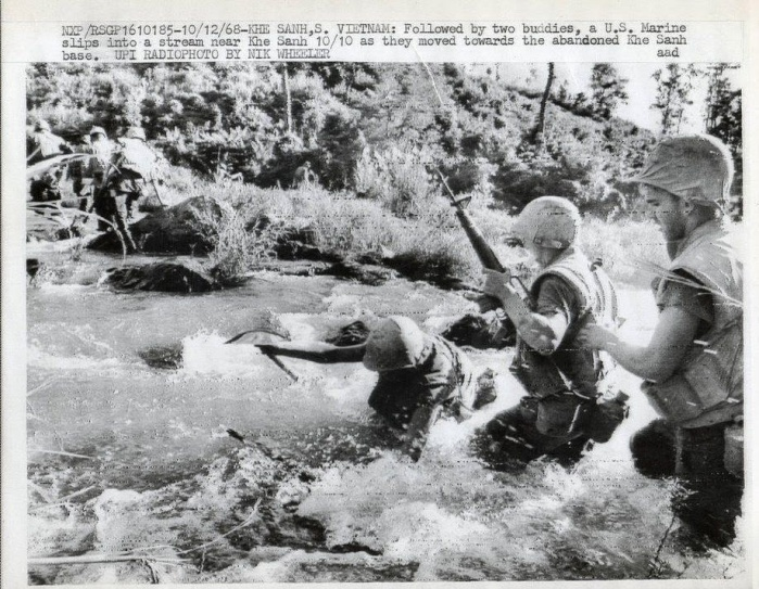 US Marines, Khe Sanh , Vietnam
