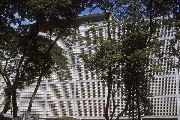 Tòa Đại Sứ Hoa Kỳtrên đường Thống Nhất Saigon