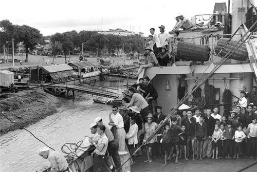 Bước chân đầu tiên trên đất Sài Gòn