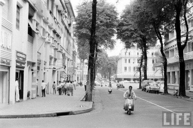 Con đường kỳ cựu nhất Sài Gòn