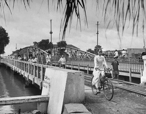 Cầu Thị Nghè.