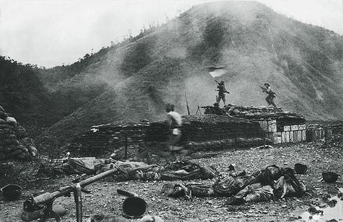 Quảng Trị 1972 - Quân GP Đánh chiếm căn cứ Đầu Mầu