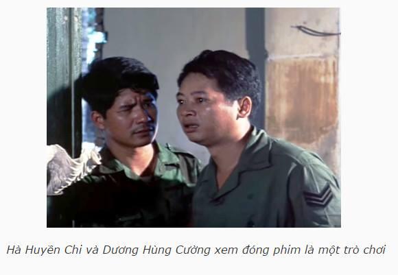 Hà Huyền Chi và Dương Hùng Cường xem đóng phim là một trò chơi